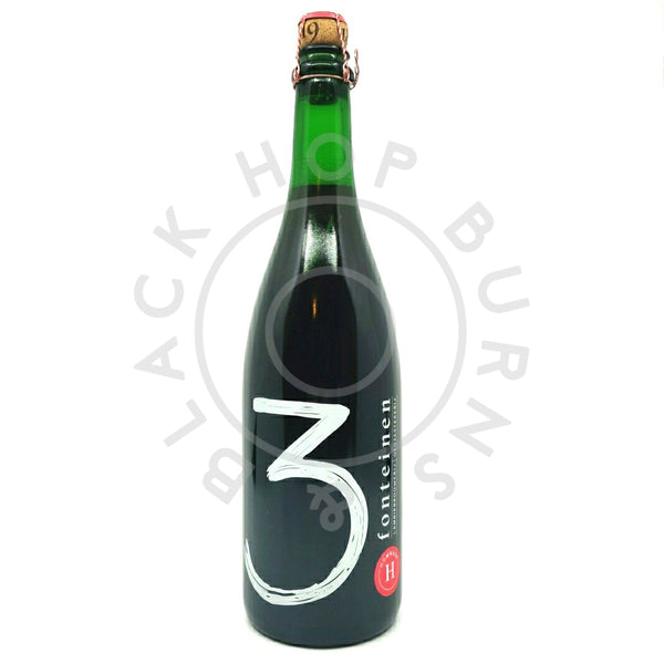 3 Fonteinen Hommage 2018/19 Blend 71 5.8% (750ml)-Hop Burns & Black