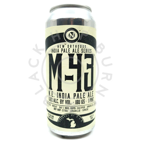 Old Nation M-43 NEIPA 6.8% (473ml can)