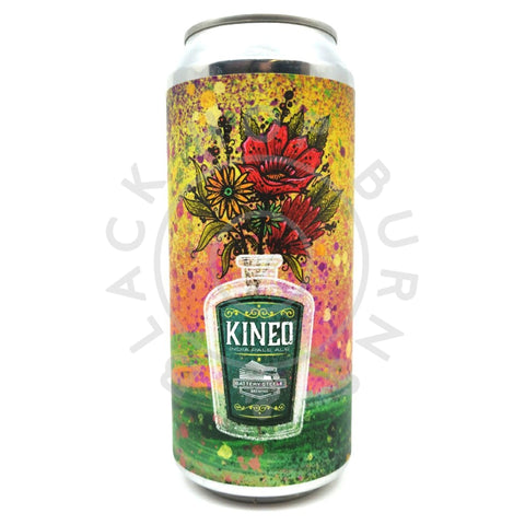 Battery Steele Brewing Kineo IPA Triple Dry Hopped 6.5% (473ml can)