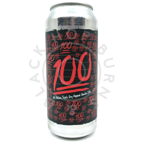 Burley Oak 100 TDH Nelson Sauvin Double IPA 8.5% (473ml can)