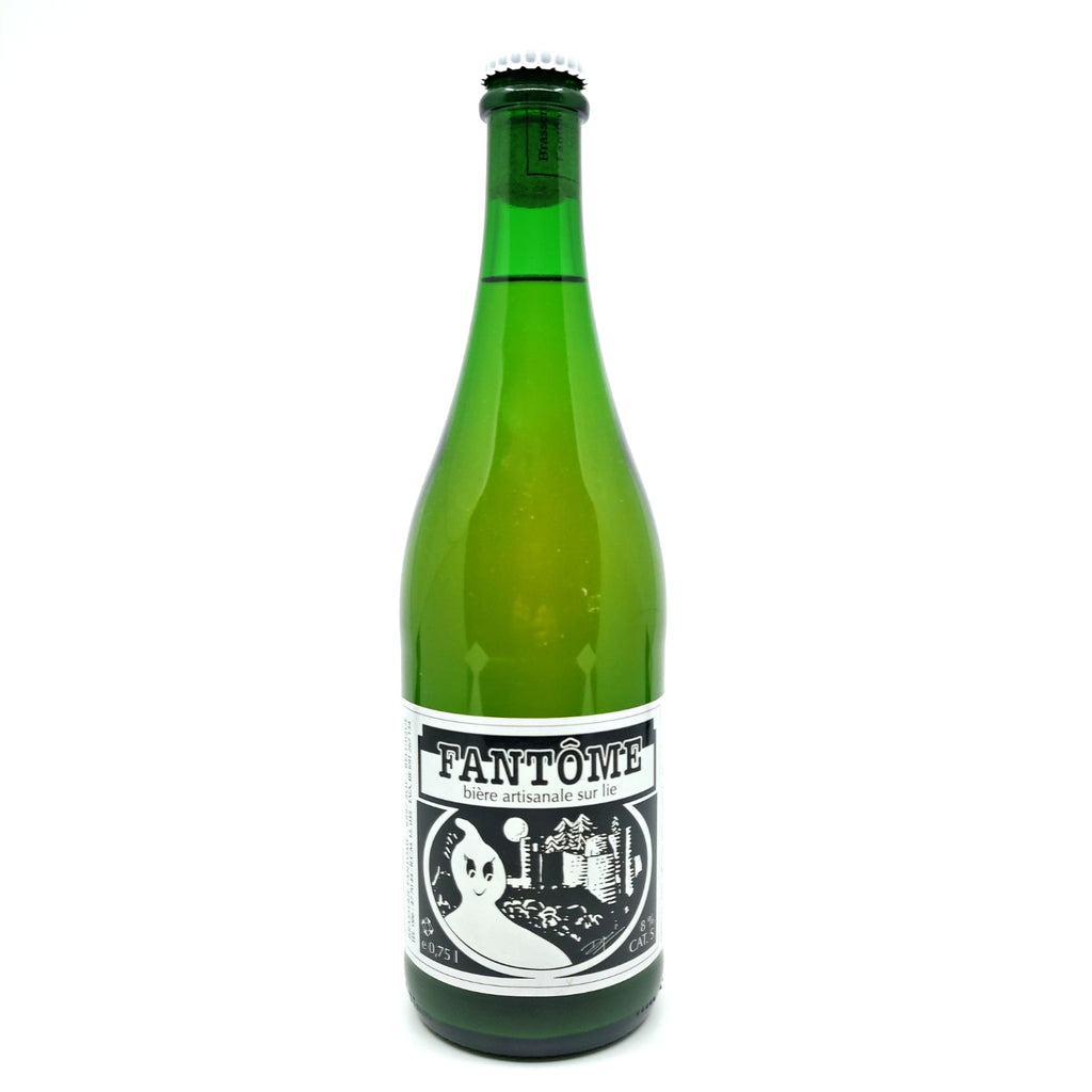 Fantome Saison Classic 7.5% (750ml)-Hop Burns & Black