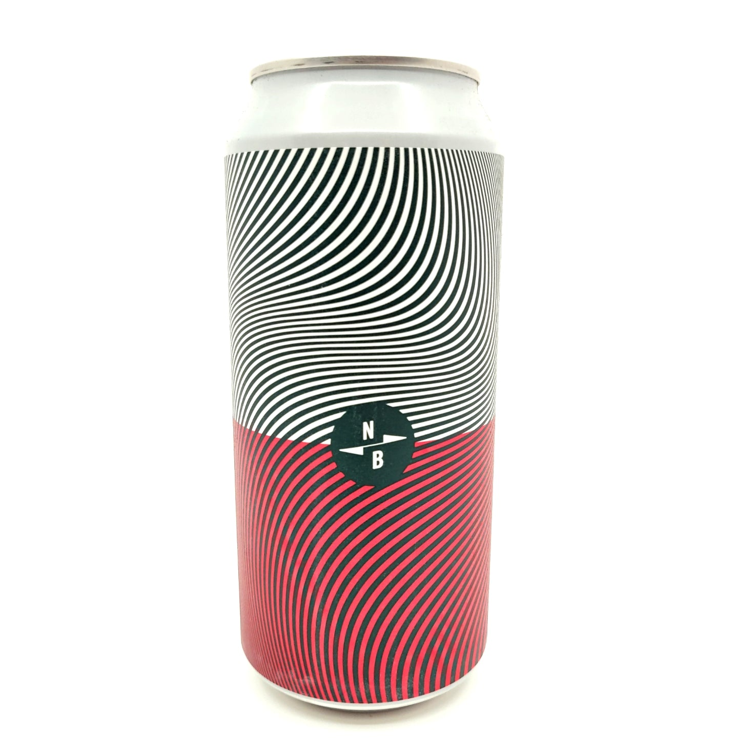 North Brewing Co x Browar Stu Mostow Triple Fruited Gose White Guava & Raspberry 4.8% (440ml can)-Hop Burns & Black