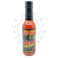 Hellfire Fear This Hot Sauce (148ml)-Hop Burns & Black