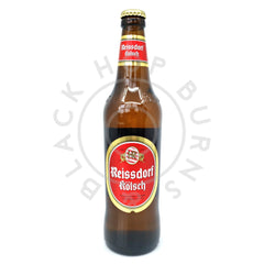 Reissdorf Kolsch 4.8% (500ml)-Hop Burns & Black