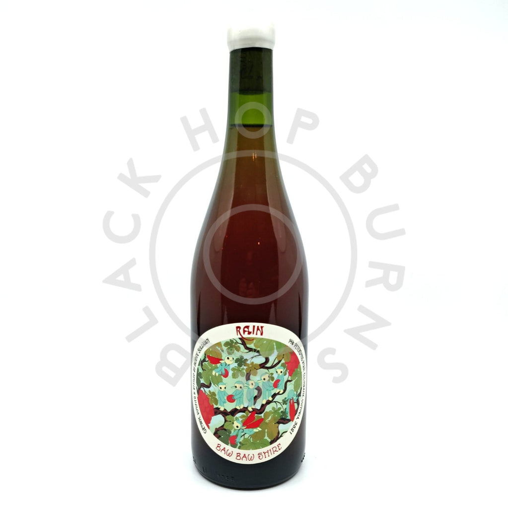 Patrick Sullivan Baw Baw Shire Rain 2018 12.8% (750ml)-Hop Burns & Black