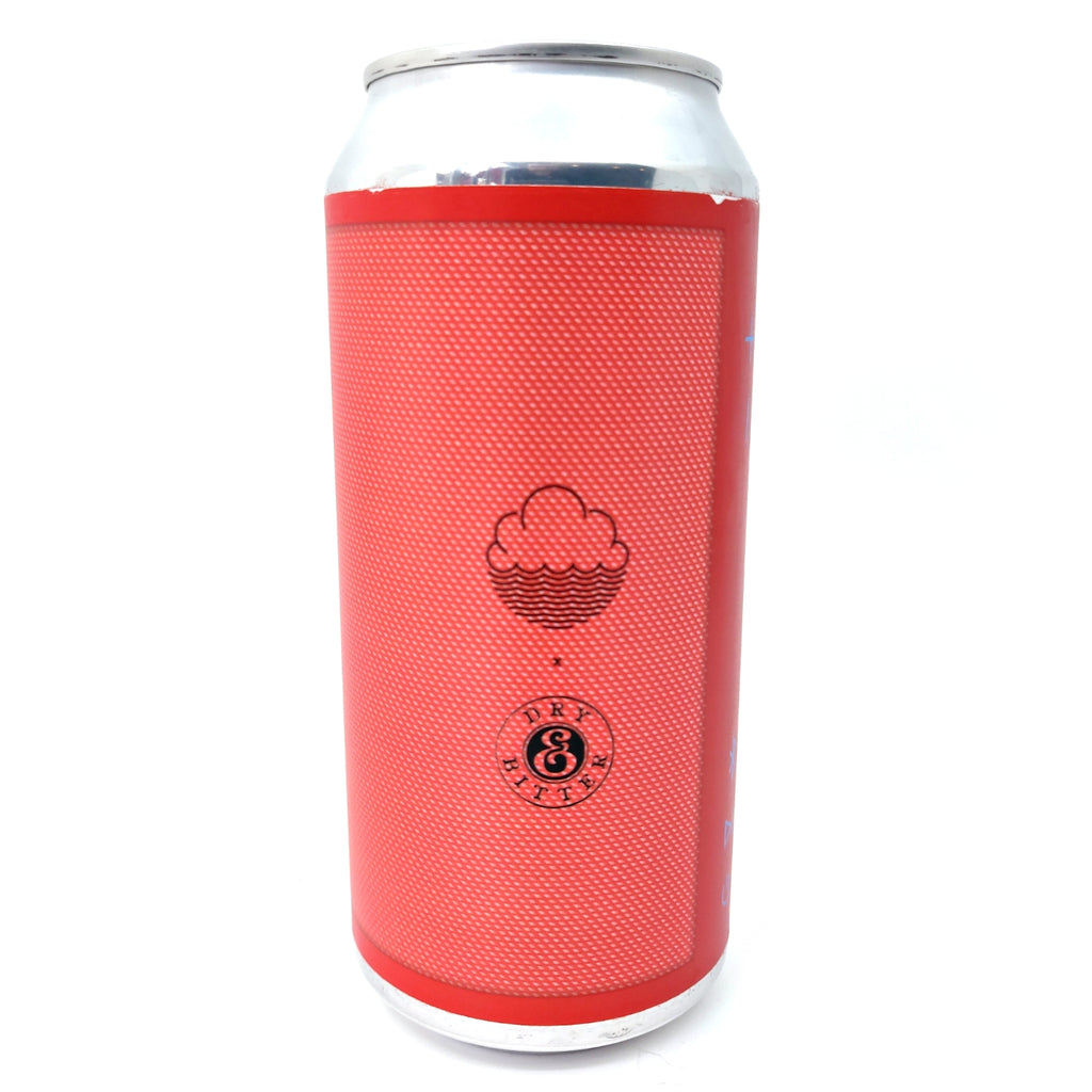 Cloudwater x Dry & Bitter Mobile Speaker Red DIPA 8% (440ml can)-Hop Burns & Black