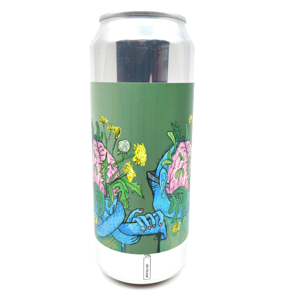 Lervig Singularity Citra NEIPA 8% (500ml can)-Hop Burns & Black