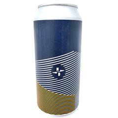North Brewing Co x Fuerst Wiacek Kolsch 5% (440ml can)-Hop Burns & Black