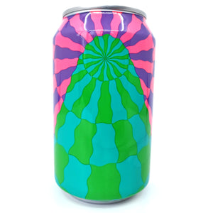 Omnipollo Pleroma Raspberry Creme Brulee Sour 6% (330ml can)-Hop Burns & Black
