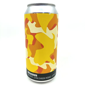 Howling Hops Breakdown DDH New England IPA 6.2% (440ml can)-Hop Burns & Black