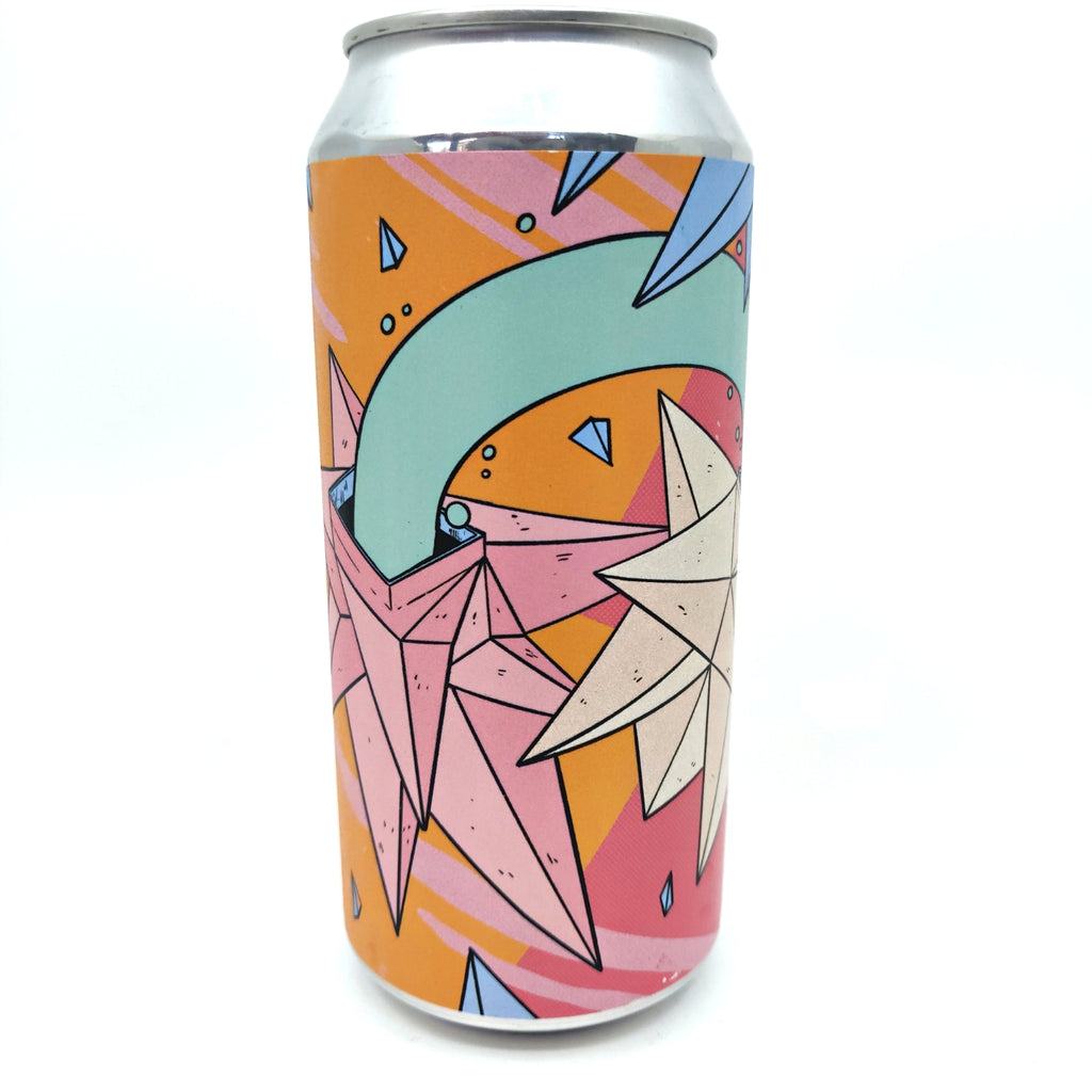 Left Handed Giant Back And Forth Sour IPA 6.2% (440ml can)-Hop Burns & Black