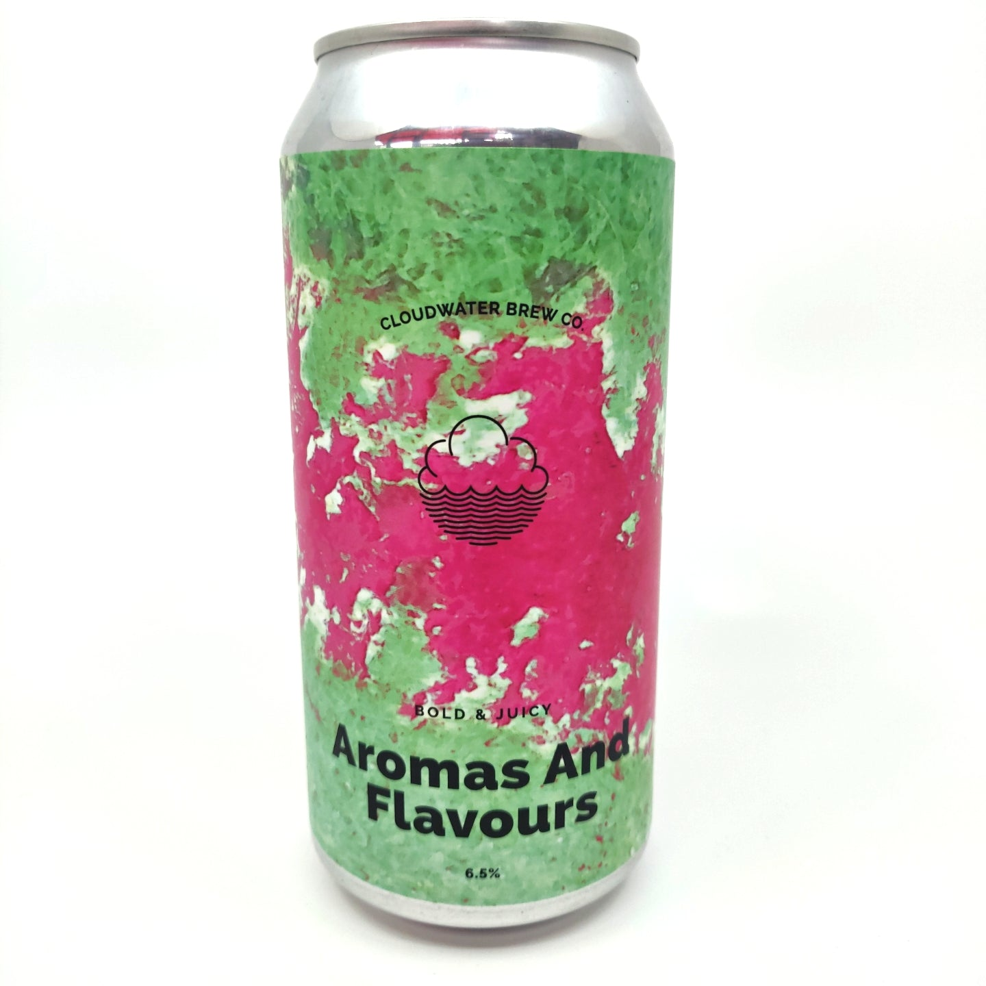 Cloudwater Aromas & Flavours DDH IPA 6.5% (440ml can)-Hop Burns & Black