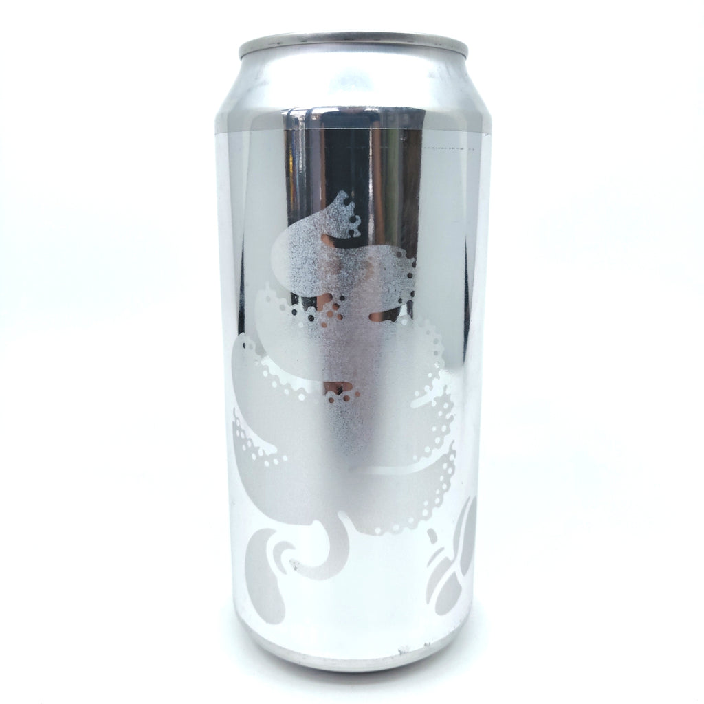 Buxton x Omnipollo Original Blueberry Frozen Yoghurt Ice Cream 6% (440ml can)-Hop Burns & Black