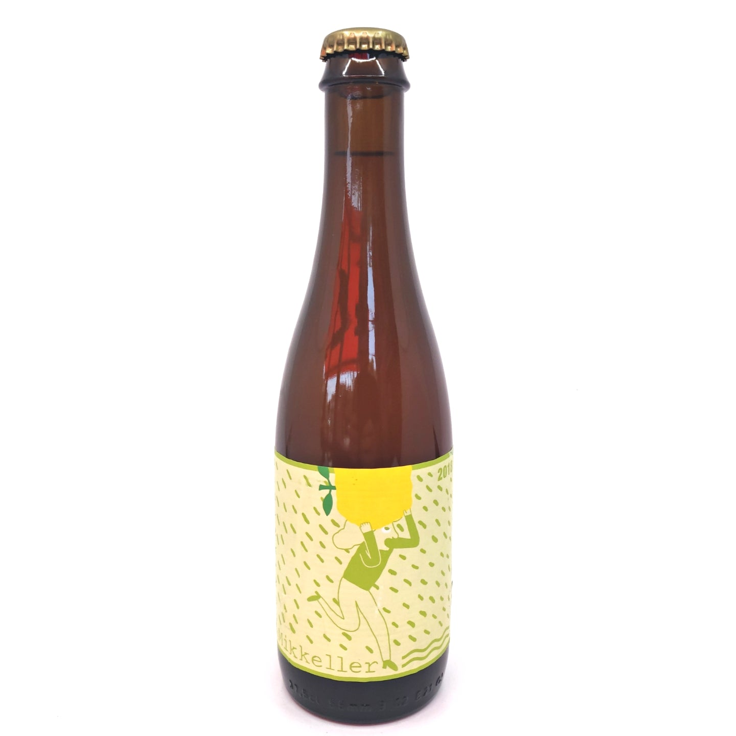Mikkeller Spontanyuzu 7.7% (375ml)-Hop Burns & Black