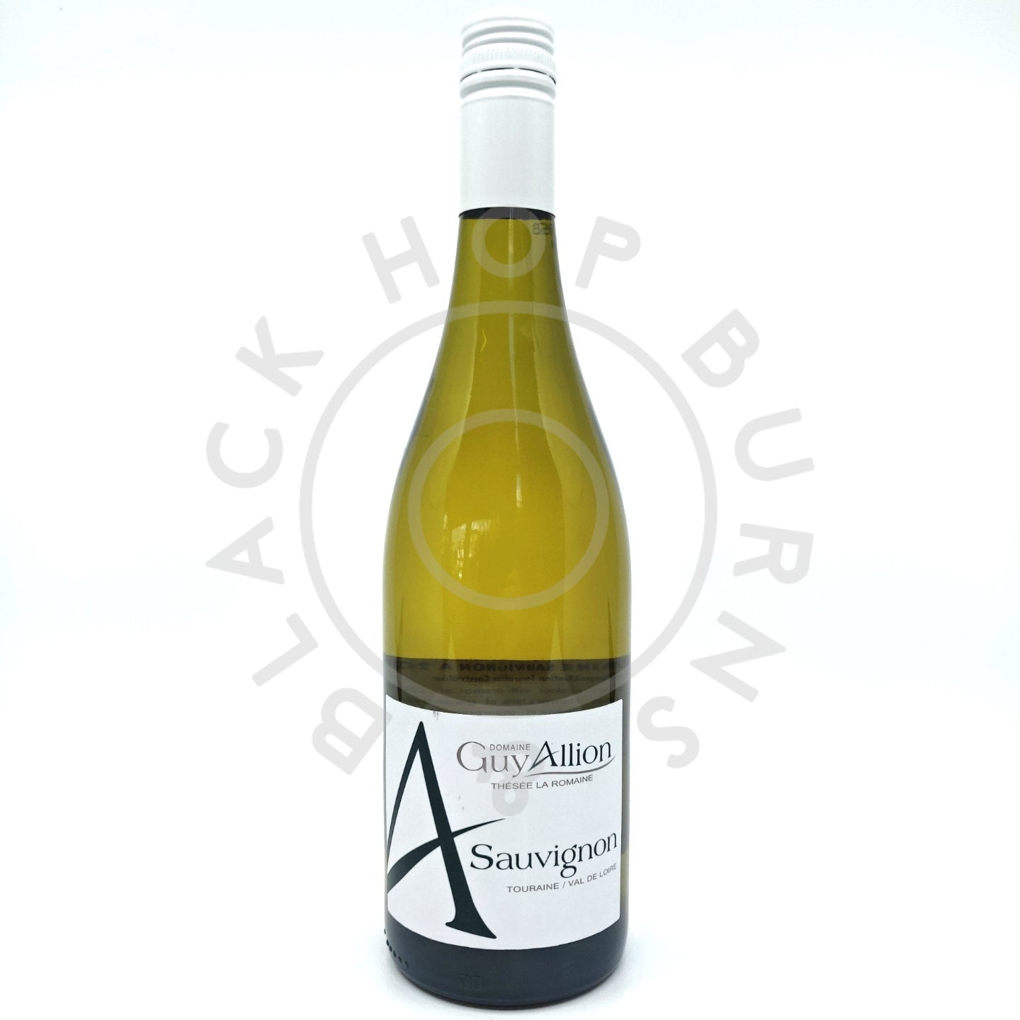 Guy Allion Sauvignon de Touraine 2019 12.5% (750ml)-Hop Burns & Black