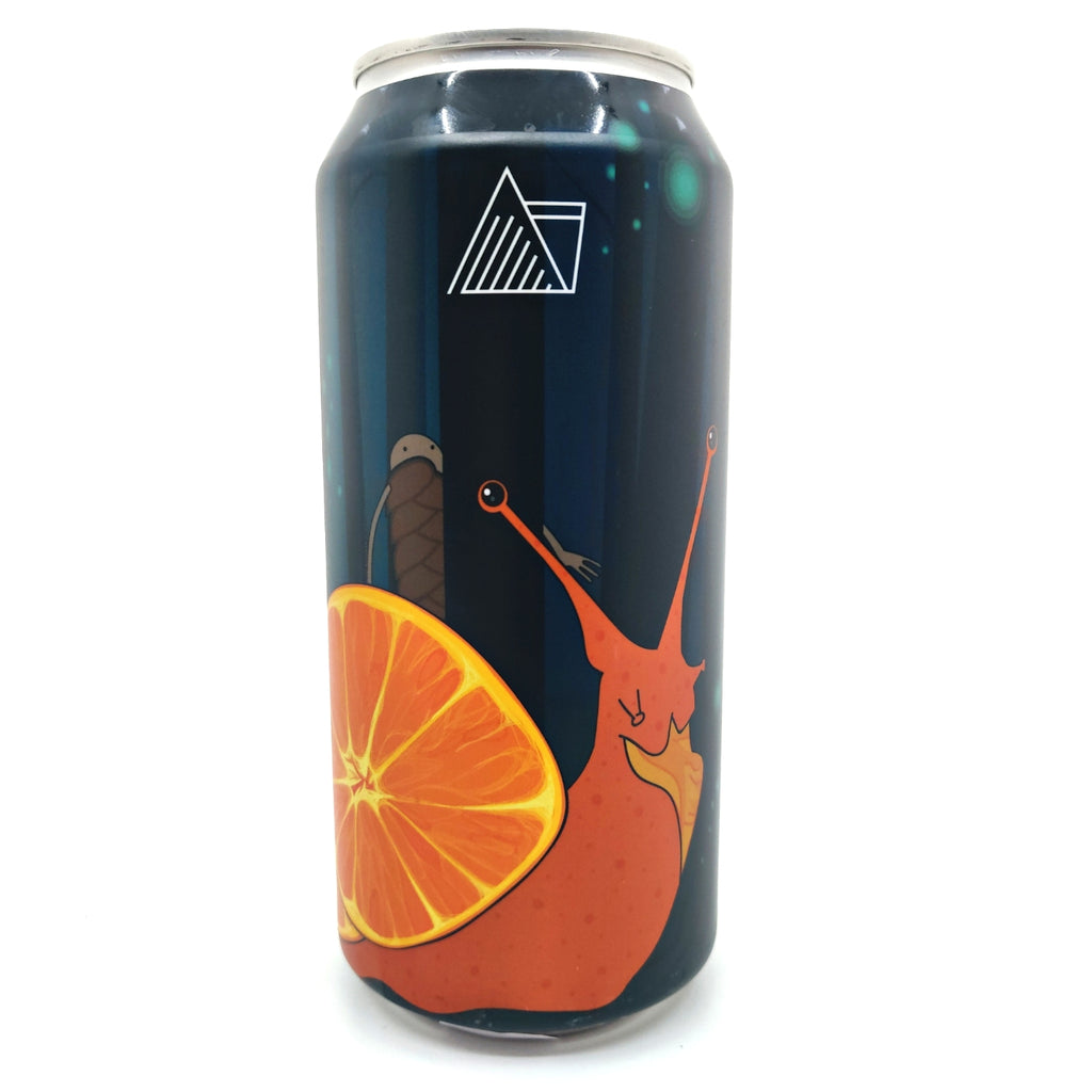 Wander Beyond Mollusca Chocolate & Orange Imperial Stout 11% (440ml can)-Hop Burns & Black