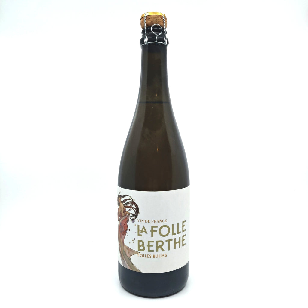 La Folle Berthe Folles Bulles Pet Nat 2017 (750ml)-Hop Burns & Black