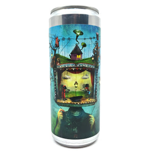 Wizard Brewing Puppethead Berliner Weisse 4.5% (330ml can)-Hop Burns & Black