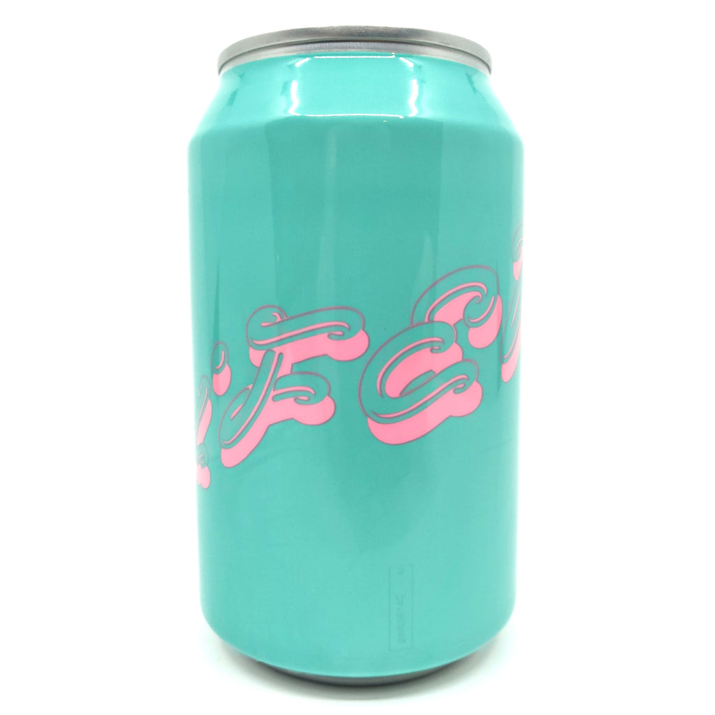 Omnipollo The LiFERS Raspberry, Pineapple & Coconut Fruit Sour 6% (330ml can)-Hop Burns & Black