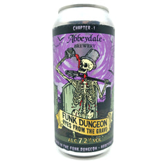 Abbeydale Funk Dungeon Ryes From The Grave Fruit Sour 7.2% (440ml can)