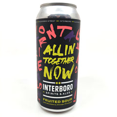 Interboro x Alvarado Street All In Together Now Fruited Sour 5.5% (473ml can)