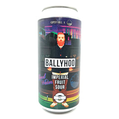 Gipsy Hill x Cloudwater Ballyhoo Imperial Fruited Sour 7% (440ml can)