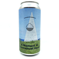 Cloudwater A Moment At Emmanuel Head  Pale Ale 3.5% (440ml can)