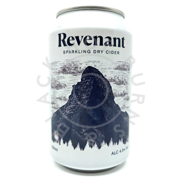 Revenant Cider 4.5% CASE (24 x 330ml cans)-Hop Burns & Black