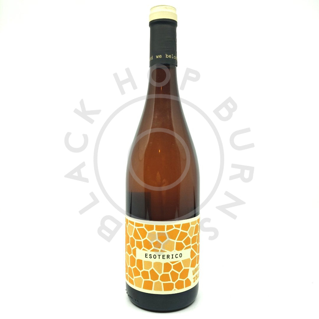 Unico Zelo Esoterico Orange Wine 2017 11.9% (750ml)-Hop Burns & Black