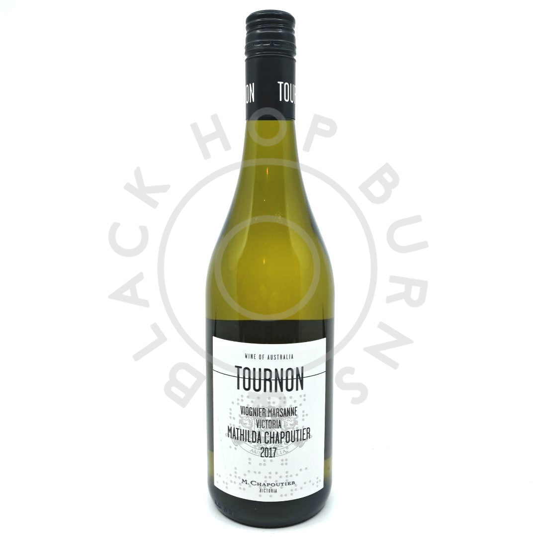 Tournon Mathilda White Viognier Marsanne 2017 13% (750ml)-Hop Burns & Black