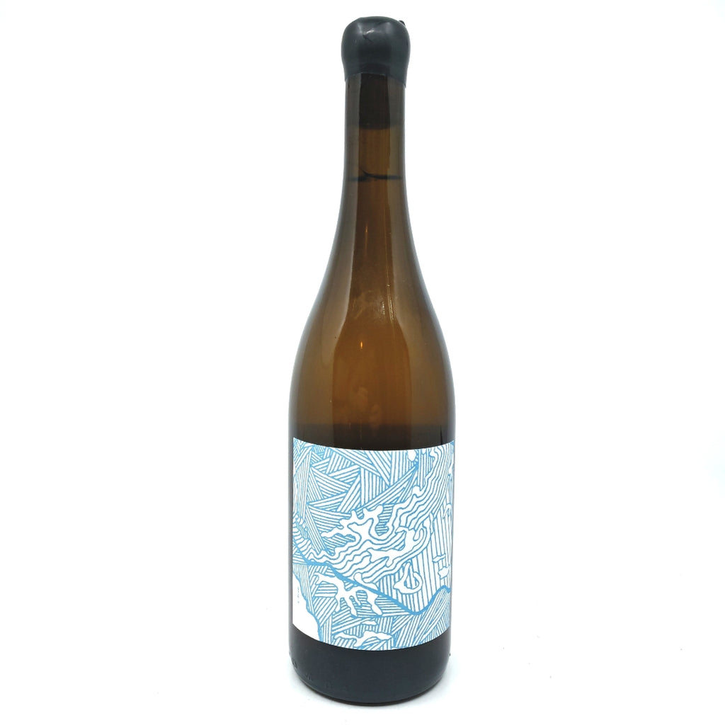 Vin des Potes x Jason Ligas Greek Connection Skin Contact 2018 12.8% (750ml)-Hop Burns & Black