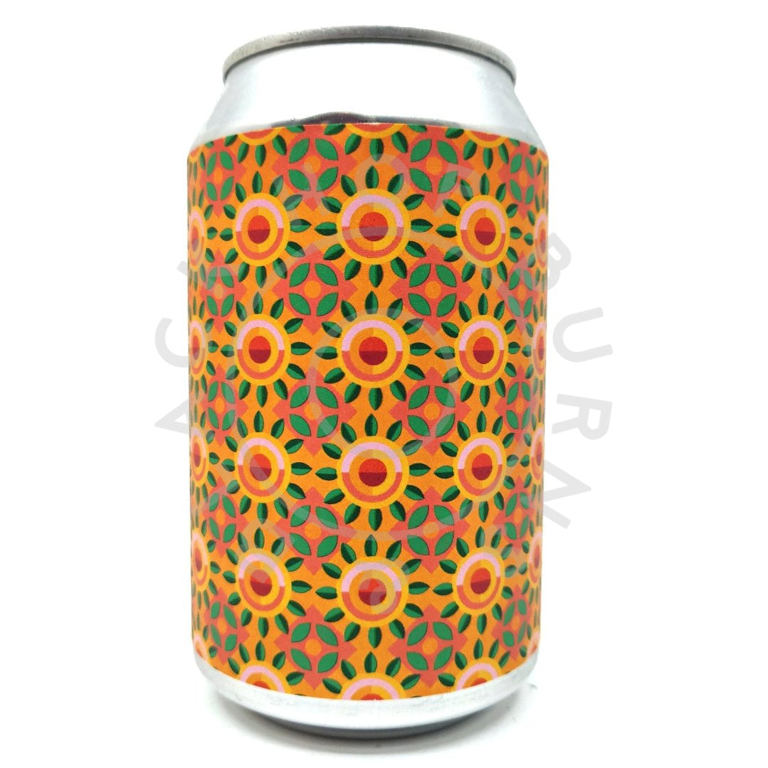 Brick Brewery Orange Crush Gose 4.2% (330ml can)-Hop Burns & Black