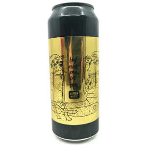 Lervig x Verdant It's Not Me, It's You IPA 6.5% (500ml can)-Hop Burns & Black