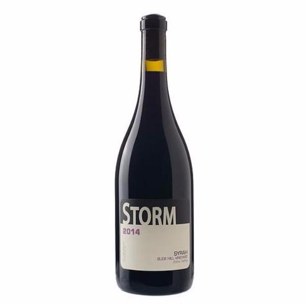 Storm Slide Hill Syrah 2014 14.1% (750ml)-Hop Burns & Black