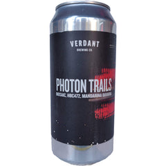 Verdant Photon Trails Mosaic, HBC472 & Mandarina Bavaria Pale Ale 5.2% (440ml can)-Hop Burns & Black