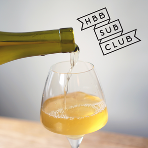 6 month pre-paid - HB&B Sub Club Natural Wine Killers wine subscription box-Hop Burns & Black