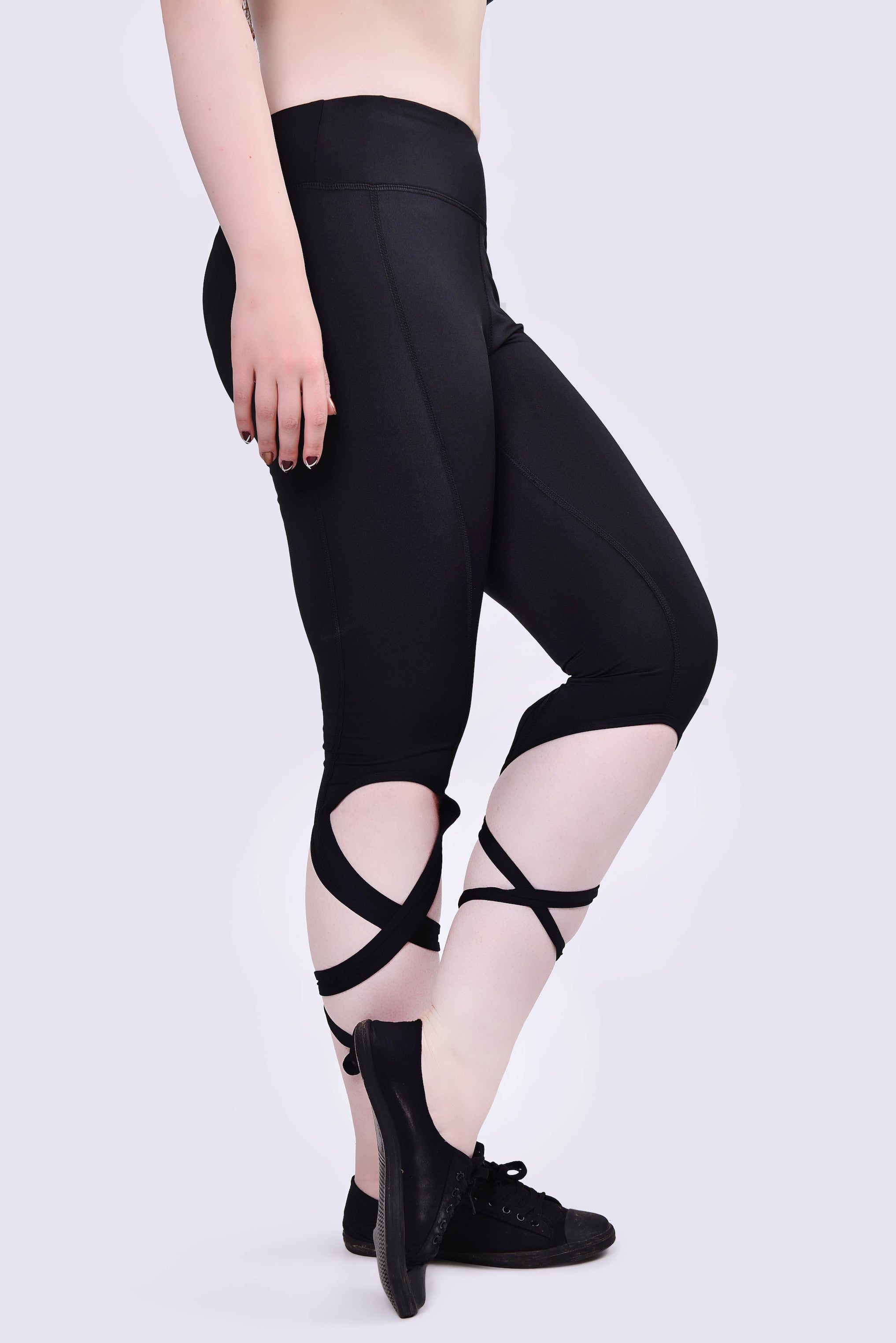 Tie Me Up Gym Leggings