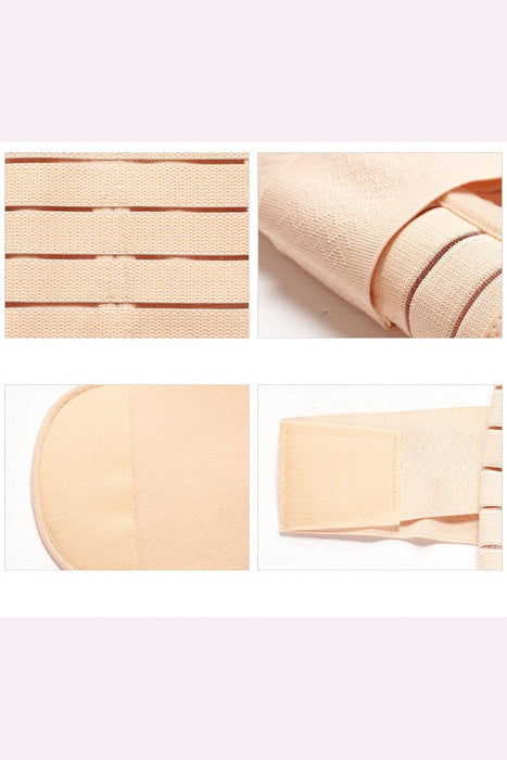 3Pcs/Set Postpartum Belly Band and Abdomen Pelvis Body Shaper