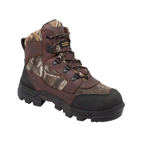 "Men's 7"" Camo Dark Brown, Hunting, Marcus Allen Accessories - Marcus Allen Accessories"