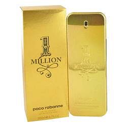 1 Million Eau De Toilette Spray By Paco Rabanne, Cologne, Marcus Allen Accessories - Marcus Allen Accessories
