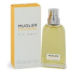 Mugler Fly Away Eau De Toilette Spray (Unisex) By Thierry Mugler 3.3 oz Eau De Toilette Spray