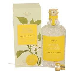 4711 Acqua Colonia Lemon & Ginger Eau De Cologne Spray (Unisex) By 4711