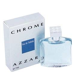 Chrome Mini EDT By Azzaro 0.23 oz Mini EDT