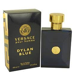 Versace Pour Homme Dylan Blue Gift Set By Versace