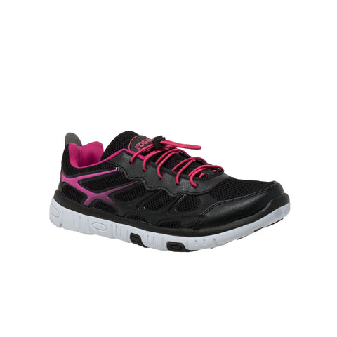Women's Black/Fuchsia Rocsoc, Shoe, Marcus Allen Accessories - Marcus Allen Accessories