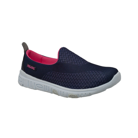 Women's Navy/Raspberry Comfort Stride, Shoe, Marcus Allen Accessories - Marcus Allen Accessories