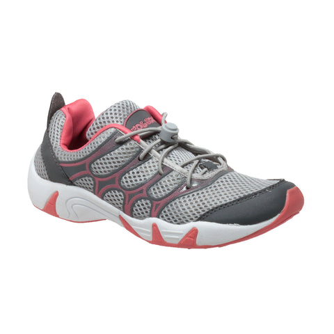 WOMEN'S ROCSOC CORAL/GREY
