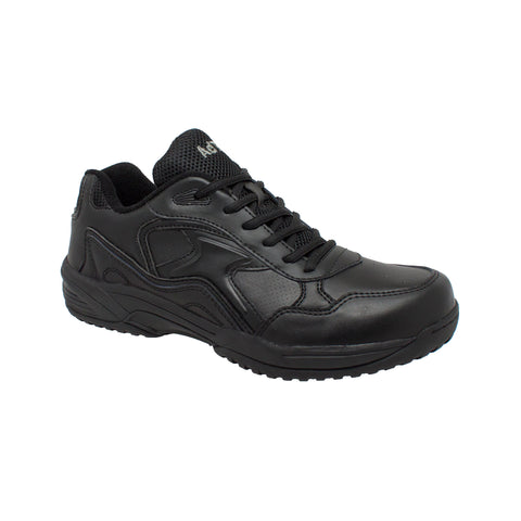 WOMEN'S UNIFORM ATHLETIC LACE UP BLACK