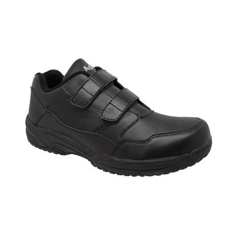 MEN'S UNIFORM ATHLETIC VELCRO BLACK
