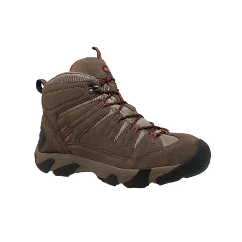 Men's Waterproof Composite Toe Work Hiker Brown, Hiker, Marcus Allen Accessories - Marcus Allen Accessories